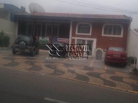 Casa Comercial em Avenida - Campinas SP