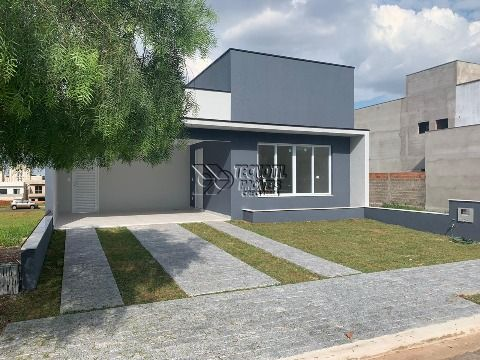 Casa Nova (nunca habitada) Cond. Real Park - Estuda troca