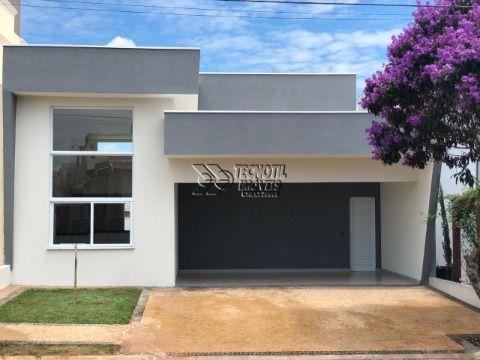Casa Térrea Condomínio Fechado Golden Park  em Hortolândia SP