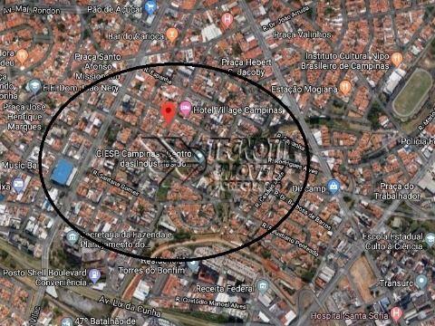 Área com 2.800 m² no Bairro Bonfim - Campinas SP