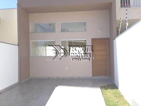Casa Térrea Pq. Jambeiro - Campinas SP- Planta diferenciada