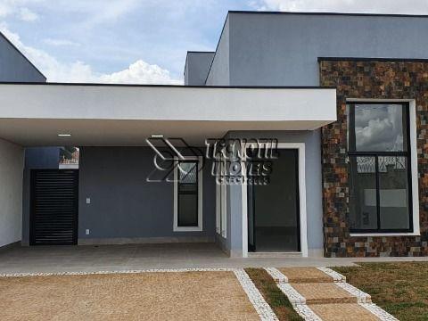 Condomínio Jd. de Mônaco -Linda Casa Térrea- Com Fino Acabamento