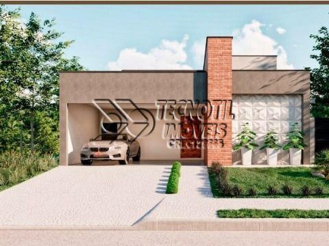 Paulínia SP – Cond. Villa Bella Siena- Linda Casa com Piscina – Nunca Habitada