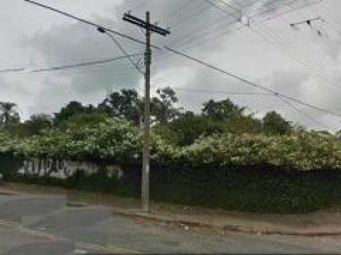Area ( Terreno) Com 4886m² Na Av. Ruy Rodriguez - Altura Jd.Campos Eliseos