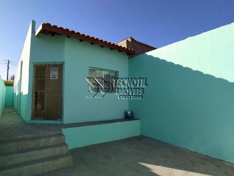 Casa Para Locação - Bairro São Clemente- Monte Mor SP- Casa Nova