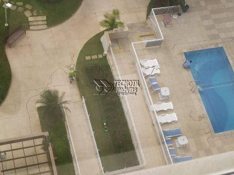 Apartamento em Guarujá SP Praia do Tombo e Astúrias - Estuda Troca