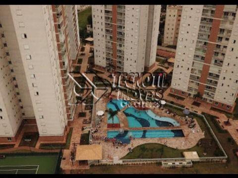 Apartamento Condomínio Inspiratto - 1º Andar - 2 Vagas