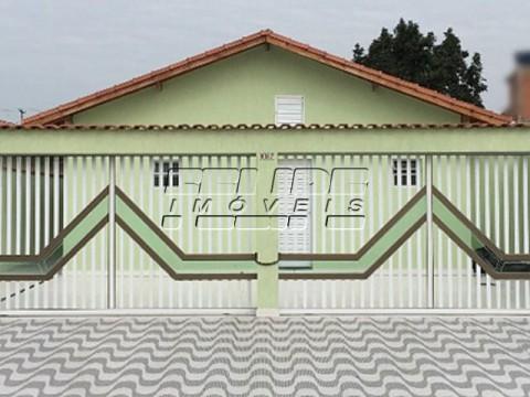 Casa em Condominio em Vila Mirim - Praia Grande