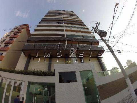 Apartamento Novo de 3 Dormitórios sendo 1 Suite, 02 Vagas de Garagem, Prédio Alto Padrão, Ótima localização.