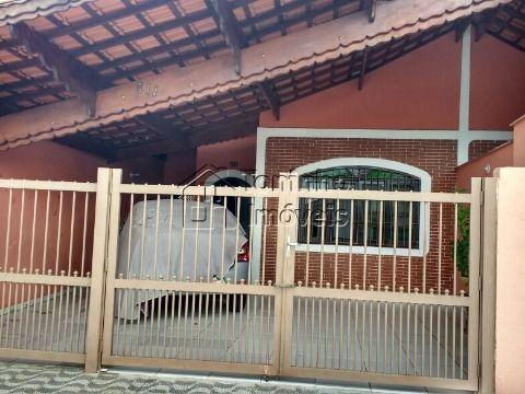 Casa geminada no bairro  bairro Flórida em Praia Prande