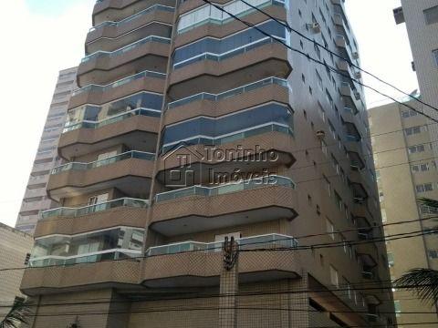 Apartamento 1 dormitório, alto padrão, piscina no bairro Aviação em Praia Grande!