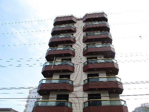 Lindo apartamento 1 dormitório na Vila Caiçara em Praia Grande