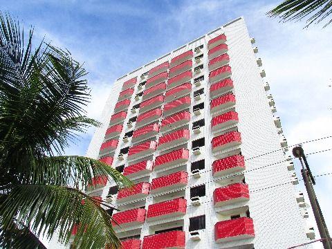 Apartamento frente ao mar no no bairro Flórida em Praia Grande