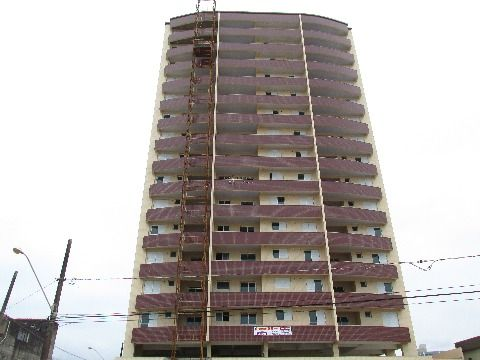 Apartamento com 1 dormitório com  vista para o mar no bairro Vila Caiçara