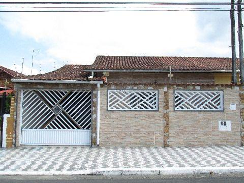 Casa em Praia Grande no bairro Vila Caiçara