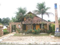 Casa Grande em Condominio Morada da Praia com Saida para o RIO.