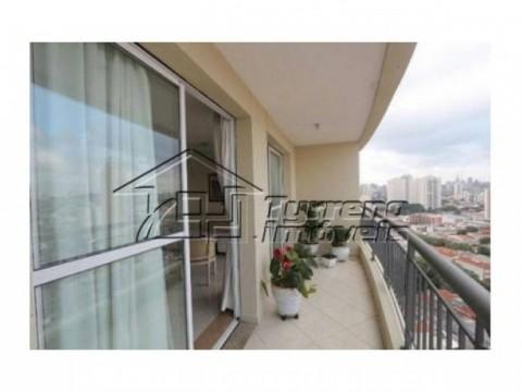 Apartamento com visto para area de lazer