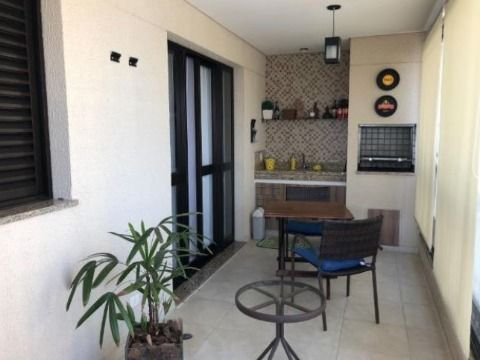 Apartamento em Jardim Esplanada - São José dos Campos