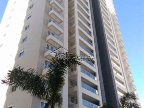 Apartamento no Edifício Celebrity - Contra piso