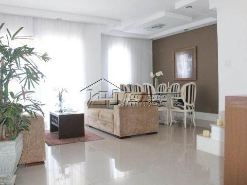 Apartamento de cobertura no Jardim Aquarius