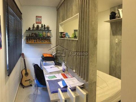 Lindo Apartamento com área de lazer completa na Vila Em
