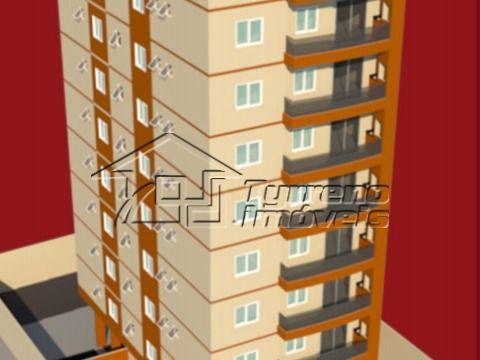 Apartamento na planta com 3 dormitórios