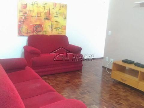Apartamento mobiliado na Vila Adyana