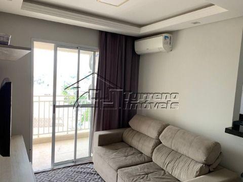 Apartamento para locação na região central de São José dos Campos