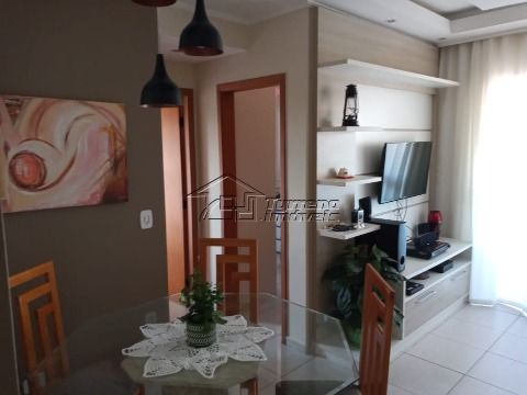 Apartamento com 2 dormitórios, sendo 1 suíte no Parque Industrial em São José dos Campos