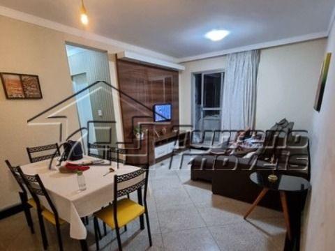 Apartamento com 3 dormitórios, sendo 1 suíte na zona sul de São José dos Campos