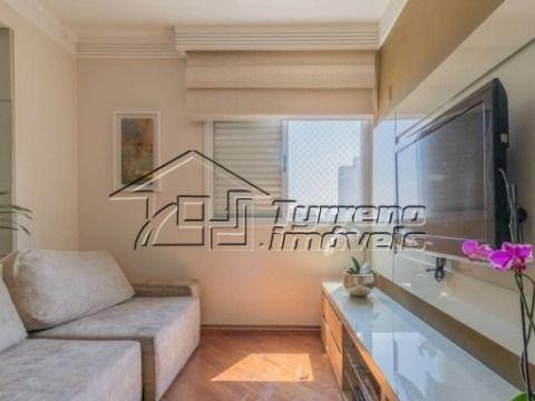Apartamento com 3 dormitórios, sendo 1 suíte na Vila Adyana