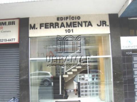 Conjunto Comercial em Centro - Santos