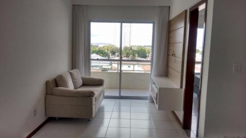 Apartamento residencial para locação, Santa Mônica, Feira de Santana.
