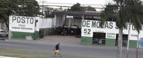 Galpão comercial à venda, Capuchinhos, Feira de Santana.