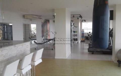 Apartamento Residencial à venda, Vila Guilhermina, Praia Grande - AP0688.
