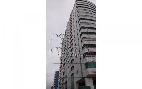 Apartamento Residencial à venda, Guilhermina, Praia Grande - AP0848.