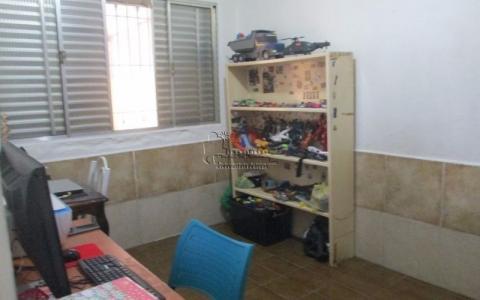 Casa Residencial à venda, Campo da Aviação, Praia Grande - CA0586.