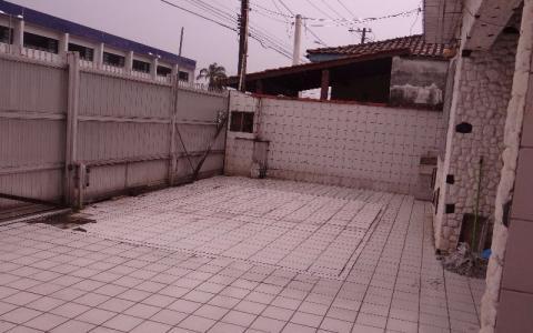 Casa Residencial à venda, Boqueirão, Praia Grande - CA0604.