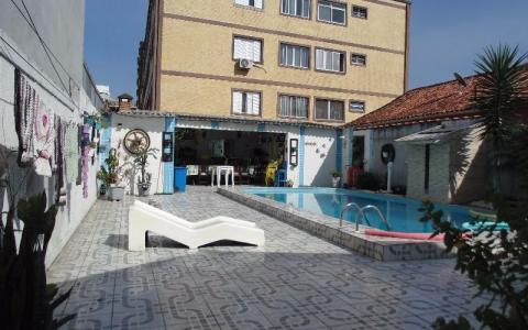 Casa Residencial à venda, Campo da Aviação, Praia Grande - CA0663.