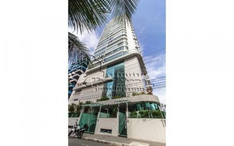 Apartamento Residencial à venda, Canto do Forte, Praia Grande - AP1005.