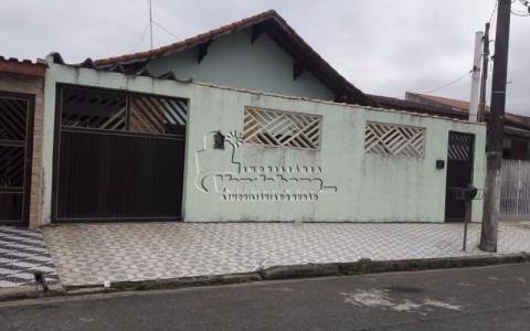 Casa Residencial à venda, Jardim Imperador, Praia Grande - CA0683.