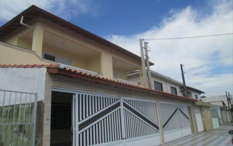 Casa Residencial à venda, Boqueirão, Praia Grande - CA0714.