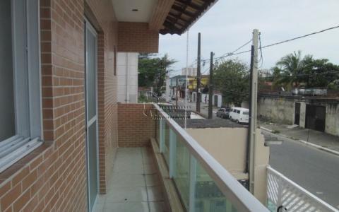 Casa residencial à venda, Vila Tupi, Praia Grande - CA0868.