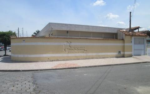 Casa em Vila Guilhermina - Praia Grande
