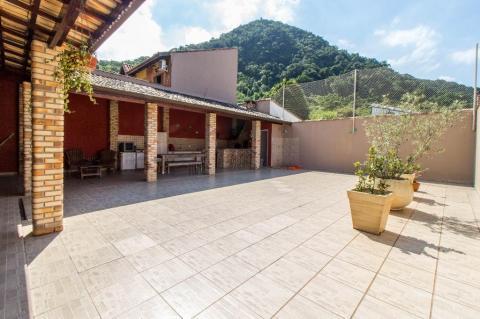 Casa residencial à venda, Canto do Forte, Praia Grande - CA0848.