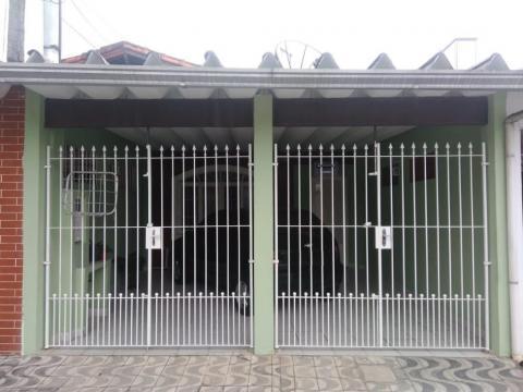 Casa residencial à venda, Guilhermina, Praia Grande.