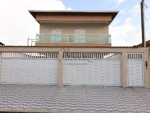 Casa em Condominio em PARQUE DAS AMÉRICAS - PRAIA GRANDE