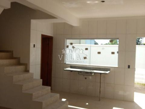 Casa com 2 pavimentos, 2 suítes e closet no San Marino em Varginha