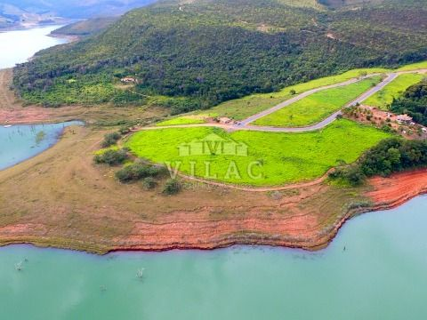 Loteamento Alphaville em Guapé/MG (beira lago de Furnas)