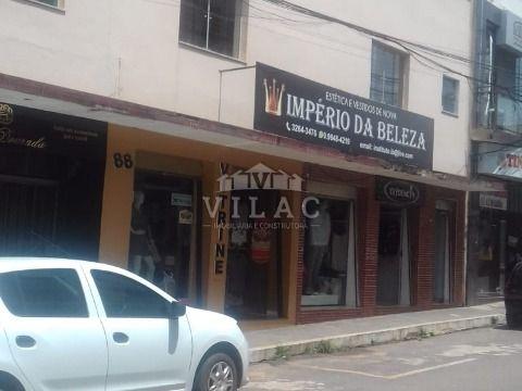 Prédio Comercial no Centro de Elói Mendes/MG